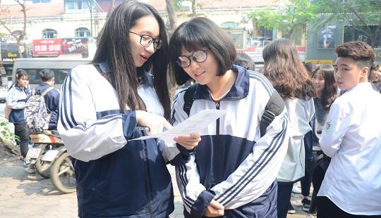 Đề thi thử môn Ngữ văn: Học sinh sẽ khó khăn trong hướng ôn tập chương trình lớp 11