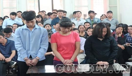 Tuyên án với 3 bị cáo trong vụ án cháy quán karaoke làm chết 13 người