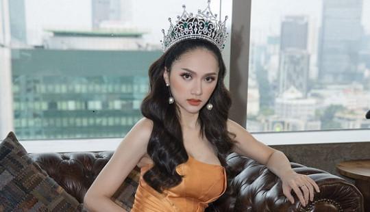 Hương Giang đảm nhiệm vị trí Giám đốc quốc gia Hoa hậu chuyển giới quốc tế