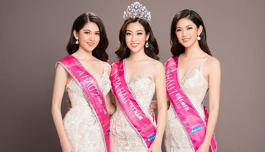 Top 3 Hoa hậu Việt Nam 2016 lưu giữ thanh xuân rực rỡ
