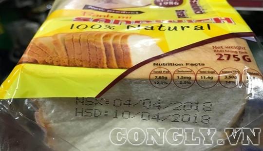 Bánh Bảo Ngọc ghi lùi ngày sản xuất, chất lượng vẫn đảm bảo