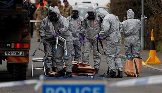 Nga chỉ ra hai quốc gia có chất độc Novichok hạ gục cựu điệp viên Sergei Skripal