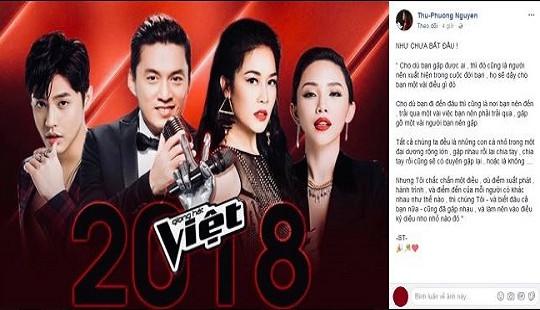 Lộ diện dàn HLV Giọng hát Việt 2018