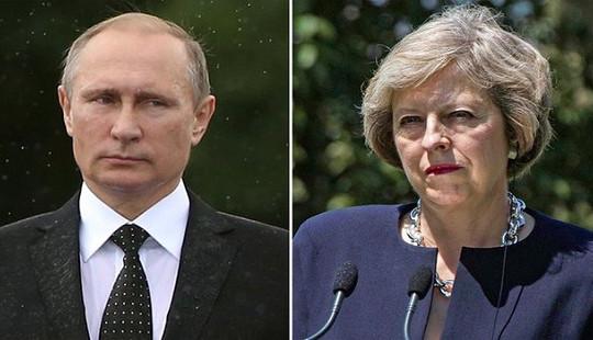 """Anh ôm """"trái đắng"""" trong cuộc chiến ngoại giao với Nga"""