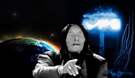 Nhà tiên tri mù Vanga từng dự đoán về chiến tranh Syria