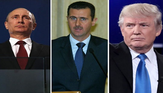 """Syria """"chia năm xẻ bảy"""" vì toan tính của các cường quốc"""