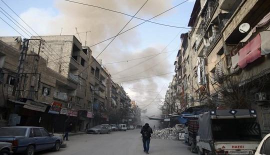 Mỹ tố Nga cản trở việc điều tra của đoàn thanh sát viên ở Syria