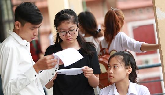 Ngày 10/5, Hà Nội thu phiếu đăng ký dự tuyển vào lớp 10