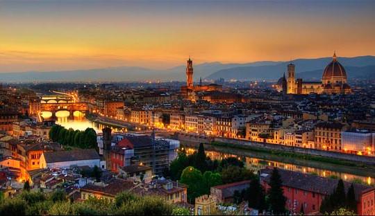 Thành phố Florence - Nơi chiếm trọn trái tim du khách khi đến Ý