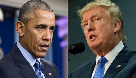 Ông Obama phản ứng trước quyết định rút Mỹ khỏi thỏa thuận hạt nhân Iran của ông Trump
