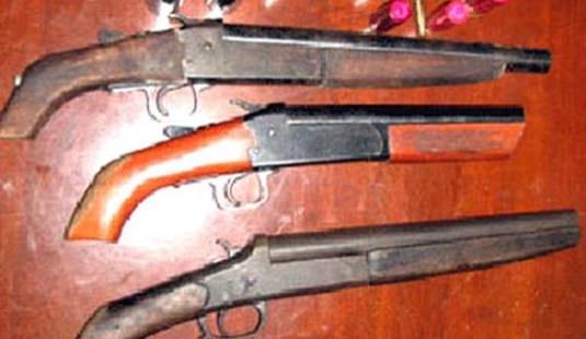 Thanh Hóa: Truy nã đối tượng cầm đầu ổ nhóm có vũ khí nóng