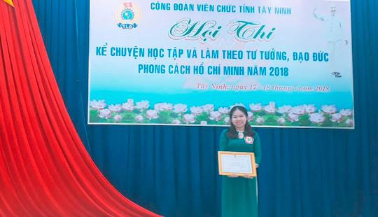 TAND tỉnh Tây Ninh học tập và làm theo tư tưởng đạo đức, phong cách Hồ Chí Minh năm 2018