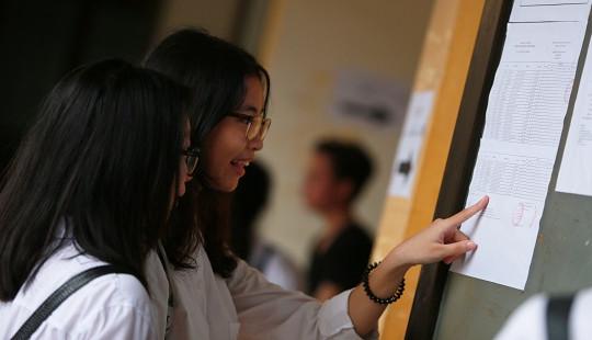 Hà Nội công bố chỉ tiêu vào các trường THPT công lập năm học 2018-2019