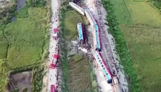 Đường sắt Bắc Nam thông tuyến sau tai nạn tàu hỏa