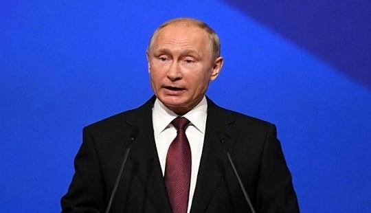 Tổng thống Putin tức giận trước những cáo buộc vô lí của Anh