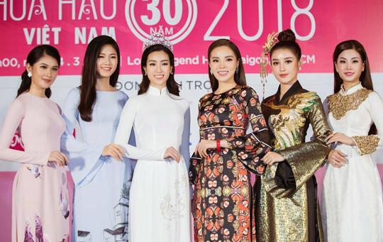BTC Hoa hậu Việt Nam 2018 tiết lộ điều bất ngờ khác biệt nhất từ trước đến nay