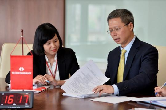 CEO Techcombank:  TCB đã sẵn sàng cho việc niêm yết