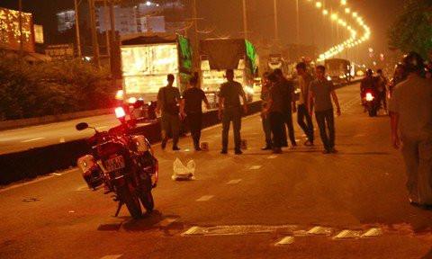 Nghi án nam thanh niên bị bắn gục trên quốc lộ