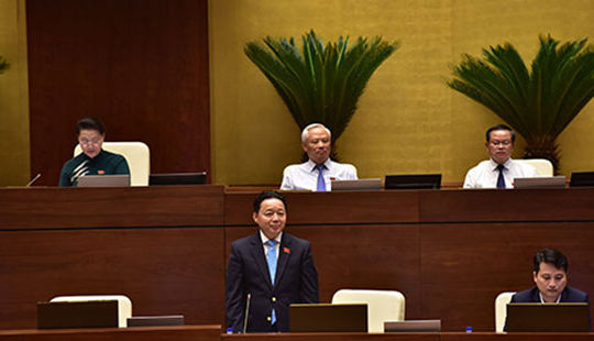 """Bộ trưởng Trần Hồng Hà: Việc quản lý sốt đất ở đặc khu chưa theo kịp các """"giao dịch ngầm"""""""
