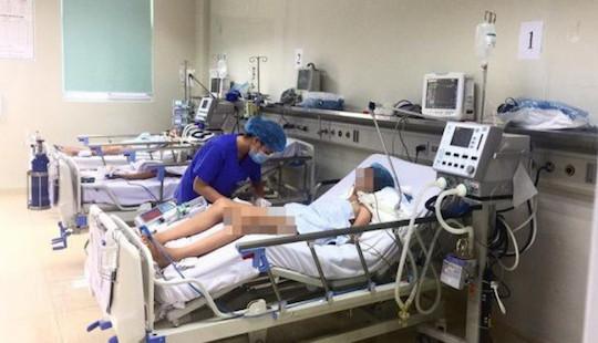 Lơ là tiêm chủng, trẻ nguy kịch vì viêm não Nhật Bản
