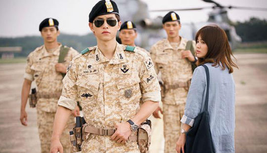 Nhã Phương sẽ thủ vai chính trong bộ phim Hậu Duệ Mặt Trời phiên bản Việt?