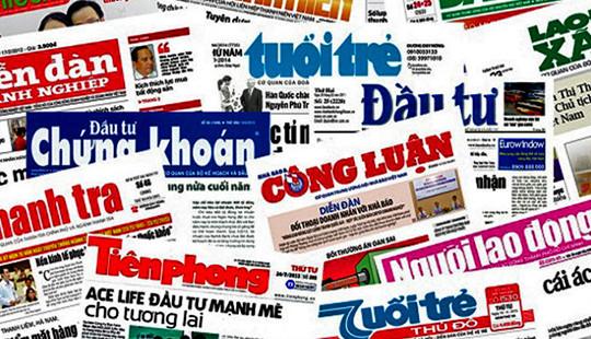 Báo chí trong lộ trình bước ra tự chủ