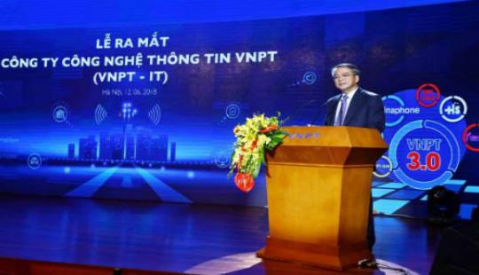 VNPT-IT: những hoài bão chinh phục đỉnh cao CNTT