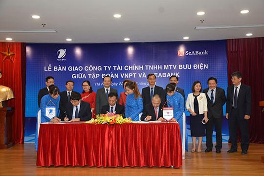 Cty PTF chính thức được bàn giao từ Tập đoàn VNPT sang SeABank