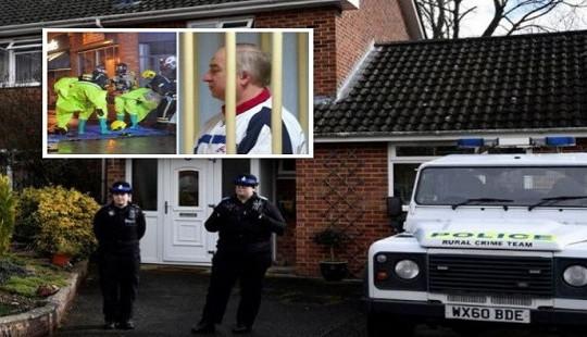 Chính phủ Anh tính mua đứt nhà của cha con cựu điệp viên Sergei Skripal