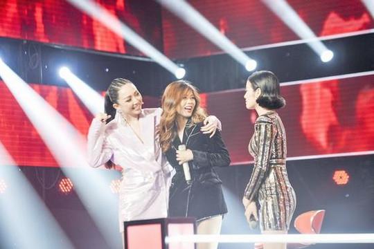 Loạt nhạc sĩ đình đám và Diva xuất hiện ngay tập 1 vòng Đối đầu The Voice