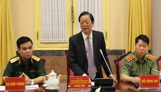 Công bố Lệnh của Chủ tịch nước đối với 7 Luật mới được Quốc hội thông qua