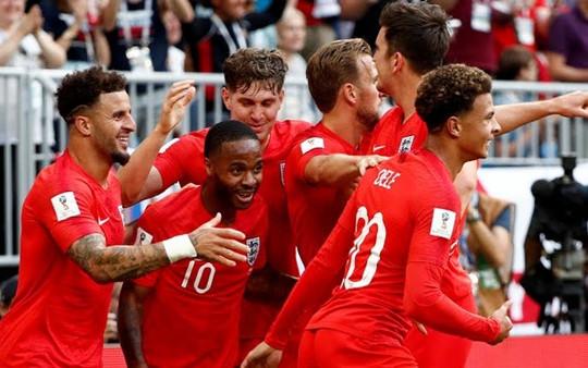Đánh bại Thụy Điển, Anh thẳng tiến vào bán kết World Cup 2018
