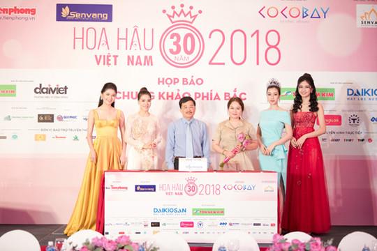 Hoa hậu Việt Nam 2018: Nhan sắc nào sẽ đăng quang ngôi hậu khu vực miền Bắc?
