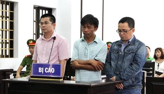 Y án sơ thẩm đối với chủ Facebook Trần Minh Lợi