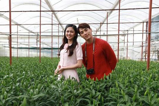 Nam vương Thuận Nguyễn hẹn hò Á hậu Thanh Tú trải nghiệm phố núi Đà Lạt