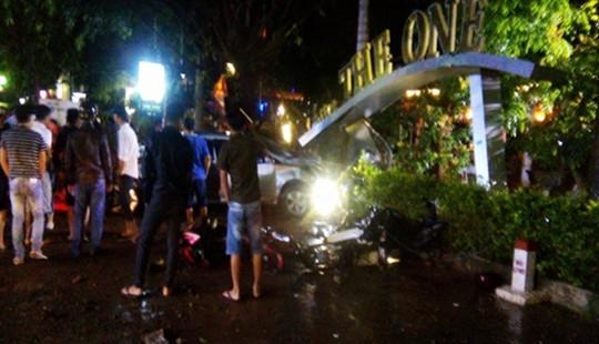 Tài xế lái xe ô tô tông chết 2 nữ sinh sử dụng rượu, bia