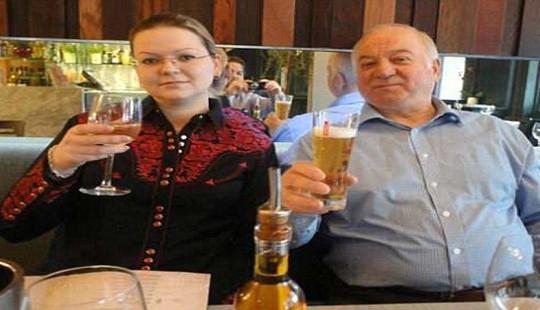 Anh nhận diện được nghi phạm hạ độc cha con cựu điệp viên Sergei Skripal
