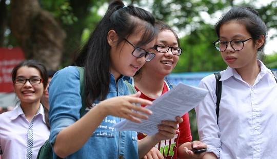 ĐH Y Hà Nội công bố điểm sàn xét tuyển năm 2018