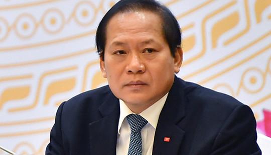 Thủ tướng ra quyết định kỷ luật Bộ trưởng Trương Minh Tuấn
