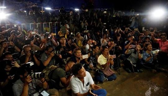 Thái Lan chỉ trích truyền thông quốc tế vì hành xử vô trách nhiệm