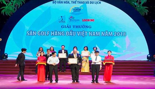 """""""Top 10 sân golf hàng đầu Việt Nam"""" xướng tên Ba Na Hills Golf Club"""