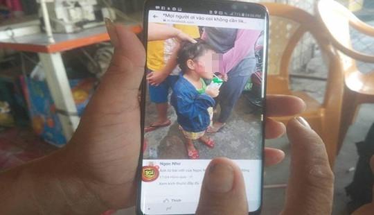 Bắt bảo mẫu hành hạ bé 5 tuổi ở cơ sở mầm non