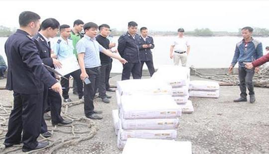 Tổng cục hải quan thông tin về việc xử lý lô hàng 168,25 tấn thịt trâu đông lạnh