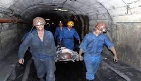 Một công nhân than tử vong do ngạt khí hầm lò