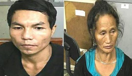 Hai vợ chồng tàng trữ súng, bán ma túy