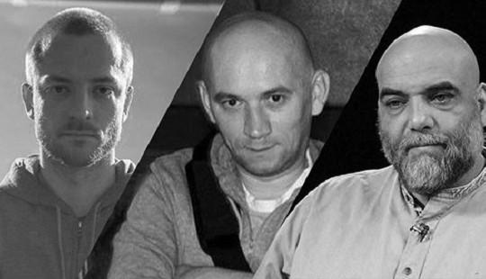 Ba nhà báo của Nga bị sát hại dã man ở Châu Phi