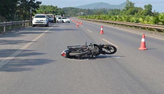 Lĩnh án chung thân vì điều khiển xe máy tông tử vong Trung tá CSGT