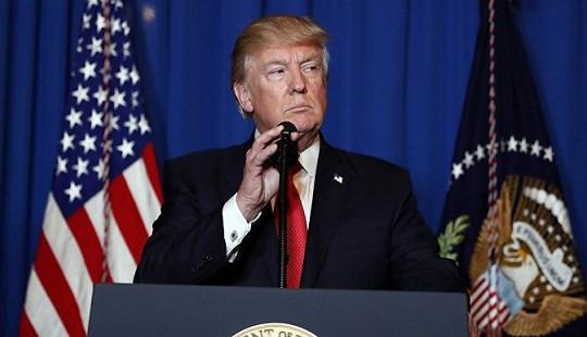 Tổng thống Trump buộc thế giới chỉ được chọn Mỹ hoặc Iran