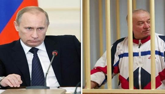 """Nga bất ngờ bị Mỹ """"tung đòn"""" trừng phạt mới vì vụ hạ độc cựu điệp viên Skripal"""