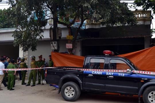 Xả súng ở Điện Biên, 3 người tử vong